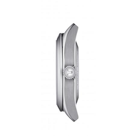Tissot - Gentleman Powermatic 80 Silicium Silver & Steel 40mm - T1274071103100