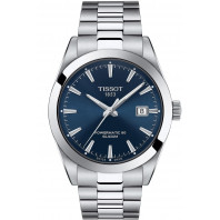 Tissot - Gentleman Powermatic Silicium Blue & Steel 40mm - T1274071104100
