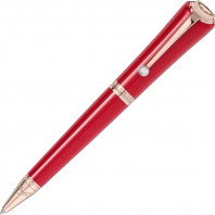 Montblanc - Marilyn Monroe Red & Gold Ballpoint Pen 116068