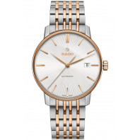 Rado - Coupole Classic 38mm Automatic Steel & Rose Gold Bracelet R22860027