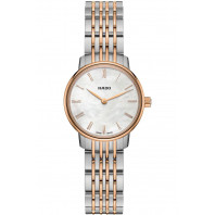 Rado - Coupole Classic 27mm Quartz Steel & Rose Gold R22897933