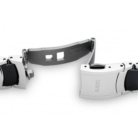 Rado - Centrix Automatic 28mm Ceramic & Steel R30942702