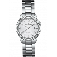 Sjöö Sandström - Royal Steel Classic 41mm Men's Silver & Steel 008829