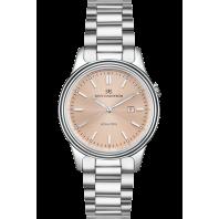 Sjöö Sandström - Royal Steel Classic 32mm Lady's Watch Rose Dial & Steel 006863