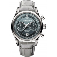 Carl F. Bucherer - Manero Flyback Grey & Alligator 00.10919.08.93.01