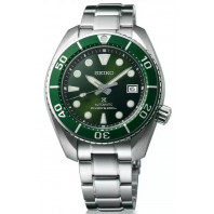 Seiko - Prospex Sumo Diver 45mm Automatic Green & Bracelet SPB103J1