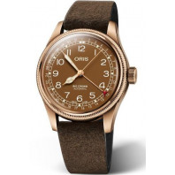 Oris - Big Crown Brons Pointer Date Brun 01 754 7741 3166-07 5 20 74BR