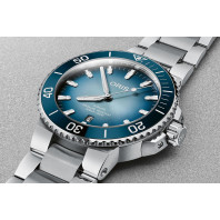 Oris - Aquis Lake Baikal Limited Edition Blue & Bracelet 733 7730 4175-Set