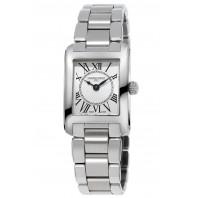 Frédérique Constant Classics Lady Carrée 23x21mm Quartz Silver & Steel bracelet, FC-200MC16B