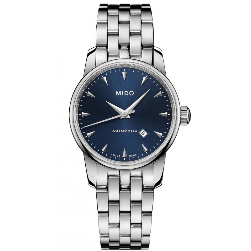 MIDO Baroncelli  midnight Blue Dial and Bracelet Lady 29 mm, M76004151