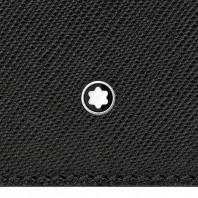 Montblanc - Meisterstück Sartorial Black Wallet - 8 Pockets 113211