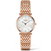 Longines La Grande Classique 29mm 12 Diamonds Mop & Full rose gold Pvd L45121978