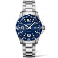 Longines - HydroConquest 39mm Quartz Blue & Steel Gent's Watch, L37304966