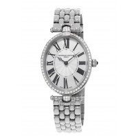 Frédérique Constant Classics Art Déco Oval 76 Diamonds 0.58 CT Ladies Watch,FC-200MPW2VD6B
