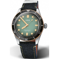 Oris - Divers Sixty-Five - ORIS X MOMOTARO 733 7707 4337-Set