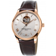 Frederique Constant Classics Index 40mm Rose gold & silver, FC-310MV5B4