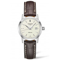 The Longines 1832- 30mm beige & Alligator, L43254922