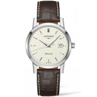 The Longines 1832 - 40mm Beige & Alligator,L48254922