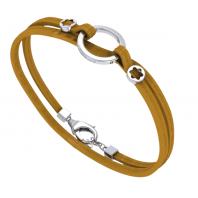 Montblanc - Wrap Me bracelet yellow,12404860