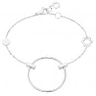 Montblanc - 4810 bracelet i silver,120013