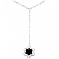 Montblanc - 4810 Classic necklace with black onyx,118572