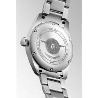 Longines Spirit - 40mm White dial Steel & Steel bracelet, L38104736