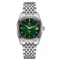 Rado - Golden Horse 42mm Automatic Green Dial & Steel Bracelet R33930313