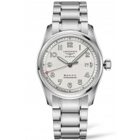 Longines Spirit - 40mm White dial & Steel bracelet, L38114736