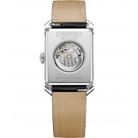 Baume & Mercier - Hampton Gents 27,5mm x 43mm Opaline Steel & Alligator,M0A10522
