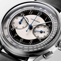 Longines - Heritage Classic Tuxedo Chronograph L28304930