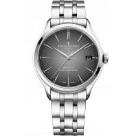 Baume & Mercier Clifton COSC Baumatic Grey & Bracelet M0A10551