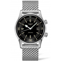 Longines - Legend Diver 42mm Steel case & bracelet,L37744506