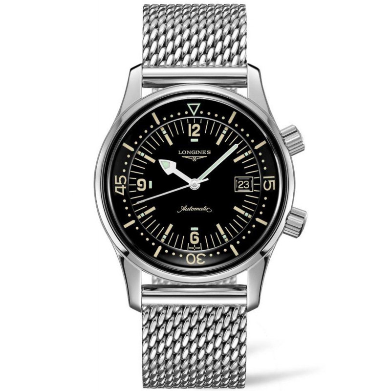 Longines - Legend Diver 42mm Steel case & bracelet