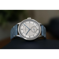 Longines - Heritage Classic 38.5mm Silver & Two Leather straps L28284730