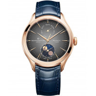 Baume & Mercier Clifton Baumatic Moonphase Day & date 18K Gold M0A10547