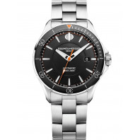 Baume & Mercier Clifton Club Automatic Black & Steel Diver 42mm,M0A10340