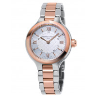 Frederique Constant Horological Smartwatch - 34mm Steel & Rose gold Lady, FC-281WH3ER2B