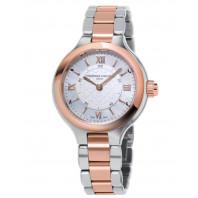 Frederique Constant Horological Smartwatch - 34mm Steel & Rose gold Lady, FC-281WH3ER2B