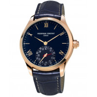 Frederique Constand Horological Smartwatch-  42mm Steel & Rose gold,FC-285N5B4