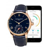 Frederique Constant Horological Smartwatch - 42 mm Steel & Rose gold,FC-285N5B4