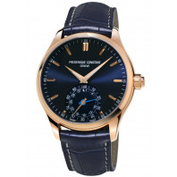 Frederique Constand Horological Smartwatch-  42mm Steel & Rose gold,FC-285NS5B4