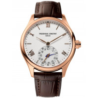 Frederique Constant Horological Smartwatch - 42 mm Steel & Rose gold,FC-285V5B4