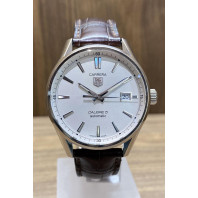 Begagnad Tag Heuer Carrera Calibre 5 Ref. WAR211B.FC6181