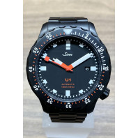 PRE-OWNED Sinn U1 S Diver watch Ref. 1010.020