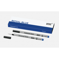 Monblanc refill- Rollerball Royal blue (M)- MB124504