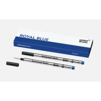 Monblanc refill- Rollerball Royal blue (M)- MB124504
