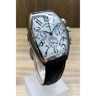 PRE-OWNED Franck Muller Curvex Chronograph 7880 CC AT AC
