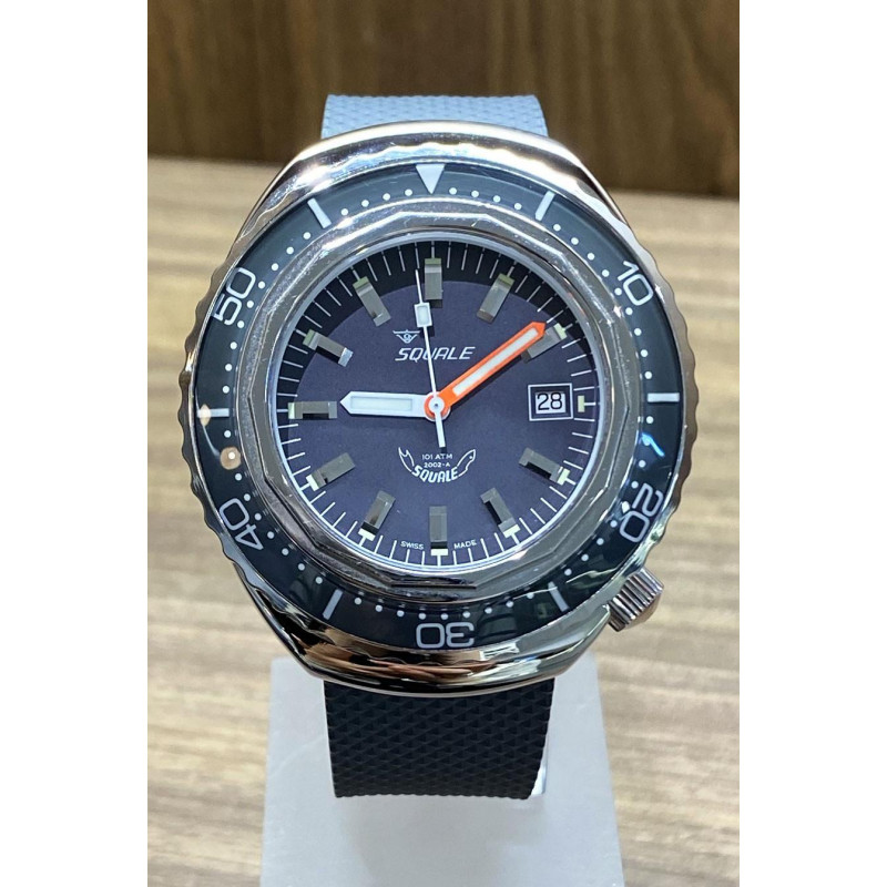 PRE-OWNED Squale 101 ATM Ref. 2002-A