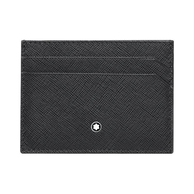 Montblanc - Sartorial Grey Cardholder - 5 pockets ref. 116337