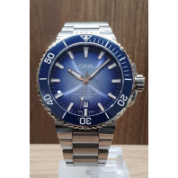PRE-OWNED Oris Aquis Lake Baikal Limited Edition 01 733 7730 4175